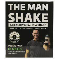 The Man Shake Variety 10 Pack 560g
