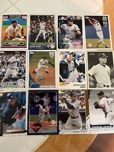 26 baseball cards NY Yankee Derek Jeter