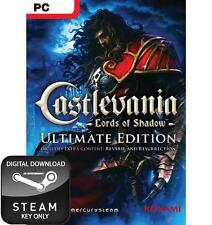 Castlevania Lords of Shadow Ultimate Edition PC STEAM Key