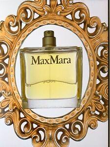 DISCONTINUED MAX MARA EDP SPRAY 60 ml left women perfume no cap