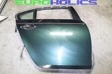 OEM BMW E60 525i 530i 550i 04-10 Right REAR Passenger Door Shell OXFORD GREEN