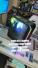 Custom Buit Gaming computer Quote