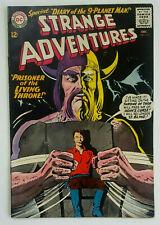 STRANGE ADVENTURES #171 DC COMICS 12/1964  FN, Solid!