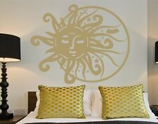 Sun & Moon - highest quality wall decal stickers