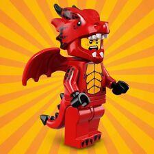 Lego Dragon Suit Guy Mini Figure Minifigs Series 18 #07 71021
