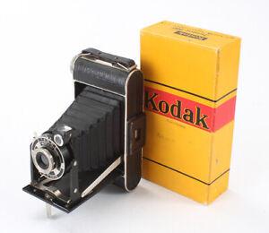 KODAK AG JUNIOR 620, 105/8.8 K.A. (STRONG HAZE), BOXED/cks/196293