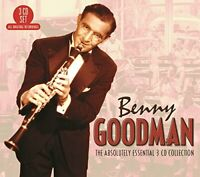 Benny Goodman - The Absolutely Essential Collection [CD]
