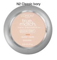 L'Oreal® Paris True Match Super-Blendable Powders (Choose Your Shades)