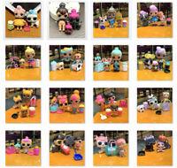 Lol Surprise Dolls Family set Glitter Queen Neon Queen Hop Hop Pet toy genuine