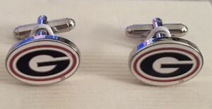 NEW Licensed GREEN BAY PACKERS Silver Tone CUFFLINKS by Peter David