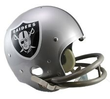 OAKLAND RAIDERS 1964 TK THROWBACK FULL SIZE FOOTBALL HELMET