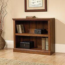 Sauder 413792 2 Shelf Bookcase Washington Cherry Finish NEW
