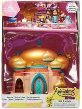 2021 Disney Store Animators Collection Littles Princess Jasmine Palace Playset
