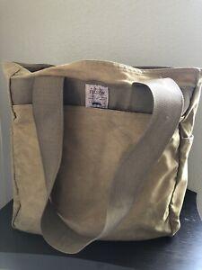 Filson Tin Cloth Oil Cloth Tote Bag
