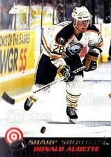 1992-93 Score Sharp Shooters Canadian #19 Donald Audette