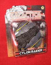 Joyride Studios Battlestar Galactica STEALTH CYLON RAIDER Star Fighter Figure