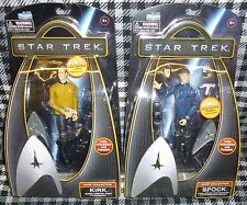Playmates Toys Star Trek Warp Collection Spock Action Figure 61600