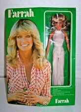 "1977 Mego Farrah Fawcett 12"" Action Figure In Original Box Never Opened! Sealed"