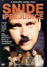 Snide and Prejudice (DVD, 2003)  Armin Shimerman, Rene Auberjonois, Brion James