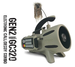 ICOtec  NEW GEN2 GC320 Predator Call/Decoy Combo by ICOtec Hunting
