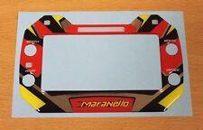 2015 Etiqueta de Gel estilo Maranello para MyChron 5-Karting