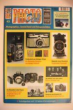 PHOTO DEAL Photodeal Heft 43 4/2003, Montanus, Zapp Minox, Multiblitz, Prominent