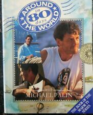 Around the World in 80 Days: By Michael Palin, HC, DJ *NEW* 1990
