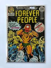Forever People 5 Jack Kirby 4th World Comic Book MO2-21