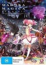 Puella Magi Madoka Magica The Movie: Part 2 Eternal - Chiwa Saito NEW R4 DVD