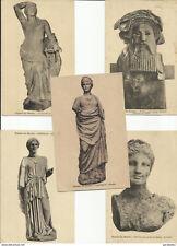 Lot de 30 CPA du Musée du Bardo et Lavigerie en Tunisie.