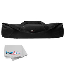 VidPro Padded Tripod Bag 27-Inch For Manfrotto 190CXPRO4,190XB3,MT294A3 Tripods