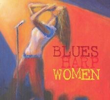 Blues Harp Women [Digipak] by Various Artists (CD, Nov-2015, 2 Discs, Ruf Record