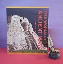 JS Henderson: The World of the Ancient Maya/archaeology/anthropology/Maya people