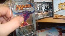 Rise of The Eldrazi x1 Booster x1 MTG New unopened MTG Magic the Gathering