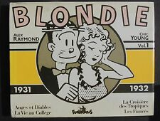 Collezione Copyright. Blondie Volume 1. Cubo 1982. Raymond. Young