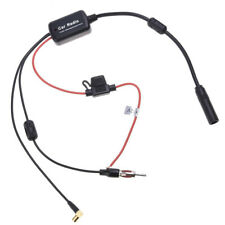 1PC Radio Antenna Amplifier Signal Amplifier Signal Booster for Car Vehicle
