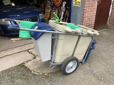 More details for glasdon outdoor cleaning trolley