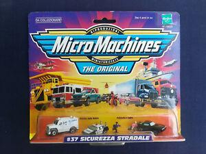 Micro Machines 1999 #37 COP'N ROBBERS Hasbro