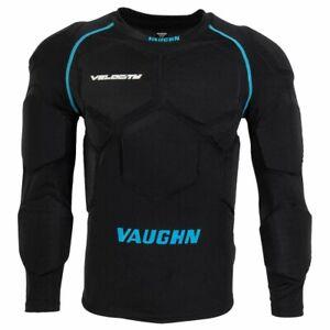 Vaughn Velocity V9 Padded Goalie Compression Shirt! Goalie Pads Padding Shirt