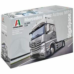 Italeri 1/24 Mercedes Benz Actros MP4 Giga Space Kit (New)