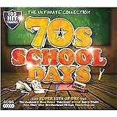 70s School days ultimate collection various artists 5 cd new free uk postage