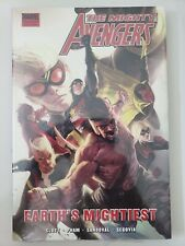 THE MIGHTY AVENGERS EARTH'S MIGHTIEST MARVEL PREMIERE EDITION HARDCOVER SEALED