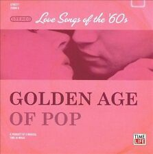 1 CENT CD VA Golden Age of Pop Love Songs of the 60s bobby vinton lenny welch
