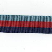 "Medal Ribbon 2nd. World War 1939 - 45 Star. Full Size. Sold in 6"" Lengths"