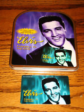 ELVIS LIVE AT LOUISANNA HAYRIDE 1954 CD IN TIN