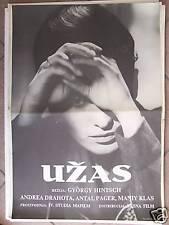 ISZONY-ANDREA DRAHOTA-YUGOSLAVIAN MOVIE POSTER 1965