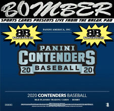 Colorado Rockies 2020 Panini Contenders Baseball 6 Box 1/2 Case Break 3