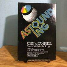 Astounding by Harry Harrison (First Edition) Hardcover