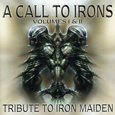 Vol. 1-2-Tribute To Iron Maide - Call To Irons (2001, CD NEUF) 2 CD
