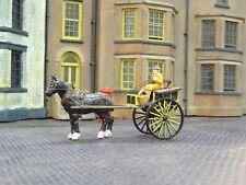 More details for oo gauge kitbuilt horse and cart (beautiful detail)